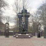 Открытие памятника свящ. Павлу Флоренскому