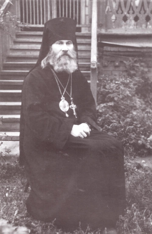 Епископ Ташкентский и Среднеазиатский Гурий (Егоров), 1952 г. Источник фотографии: Иконописец монахиня Иулиания, М., 2012.